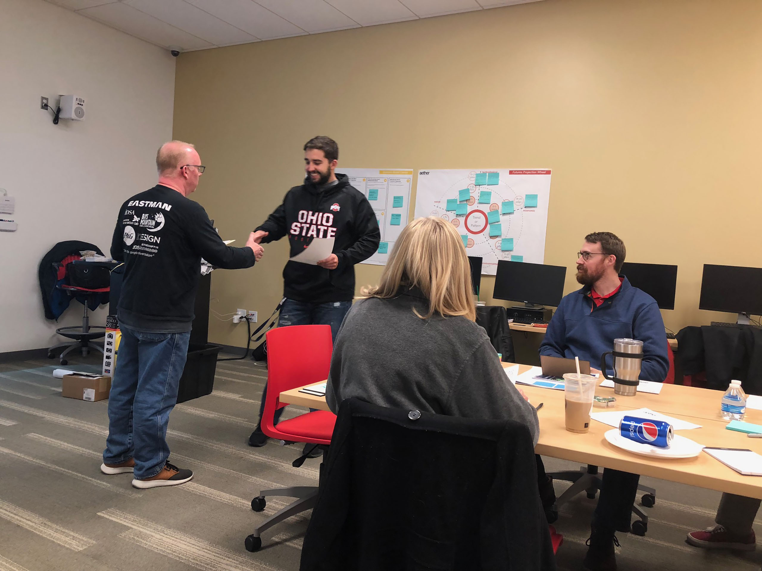 SHiFT LAB - Disruptive Collaboration